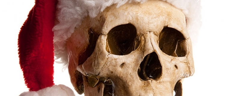 The Skull of Santa Claus Found!