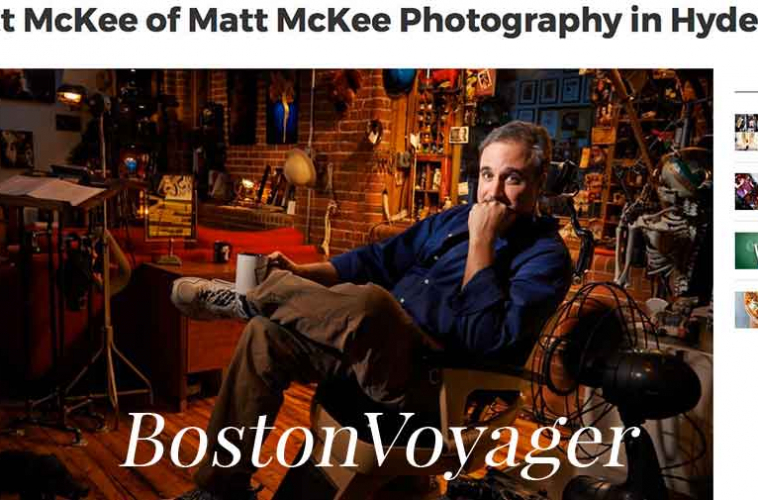 BostonVoyager Magazine Interview