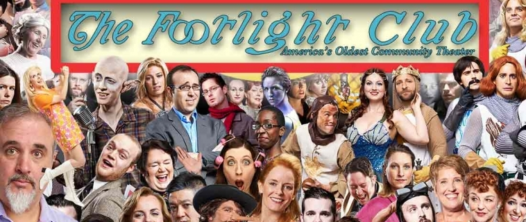 Limited Edition Footlight Club Cast Poster