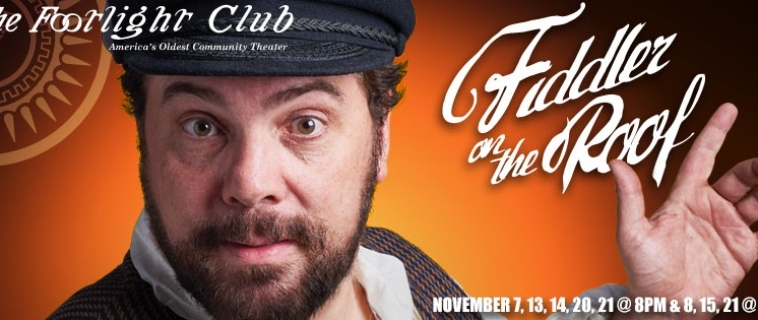 Fiddler on the Roof Poster Photoshoot