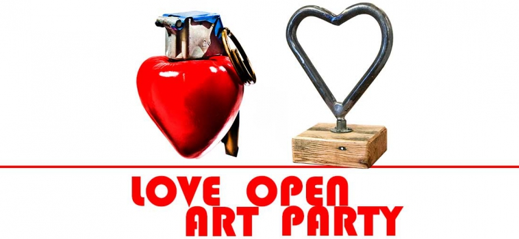 Love Art Open Party!
