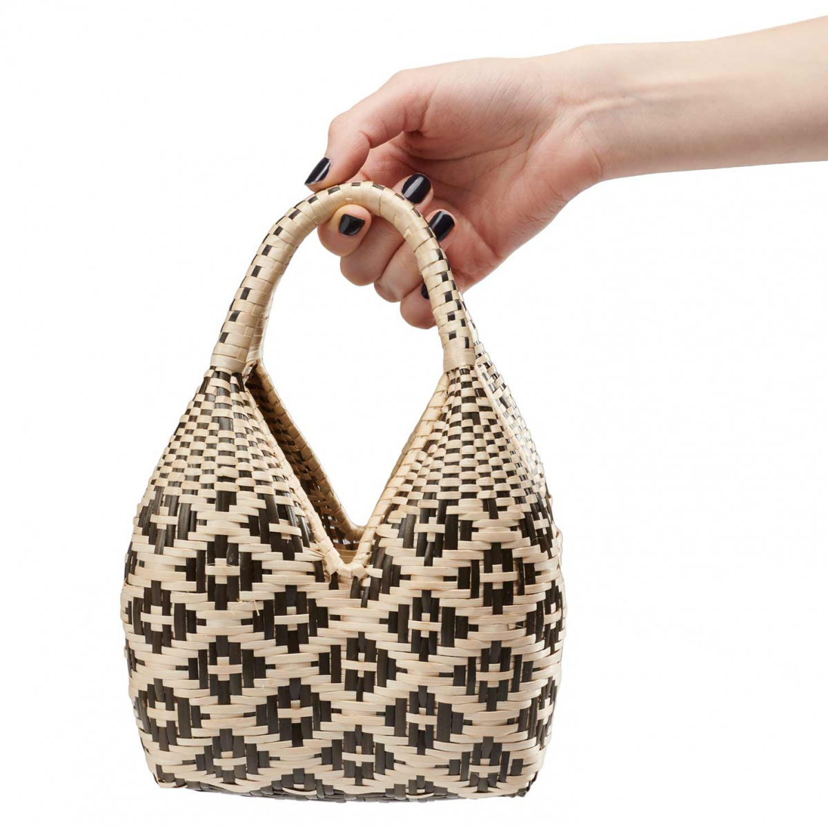 Handbag Product on White