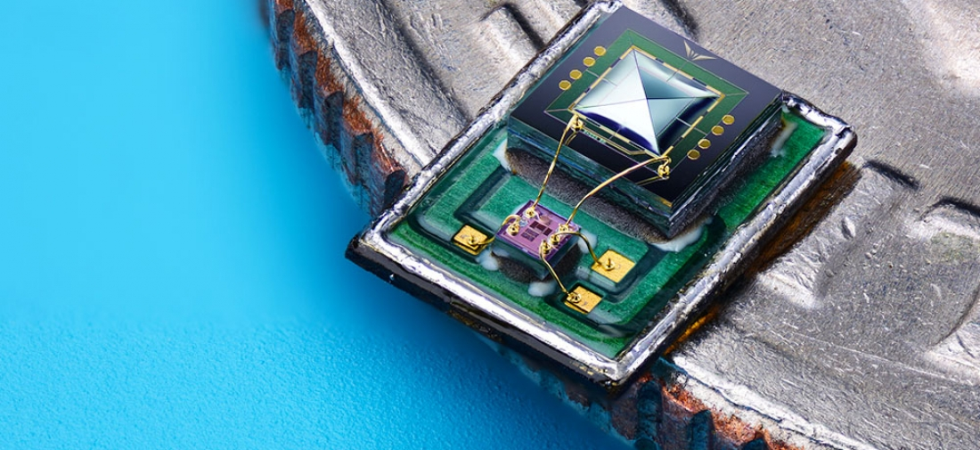Microchip Product Photography – MEMS on set for Publicity