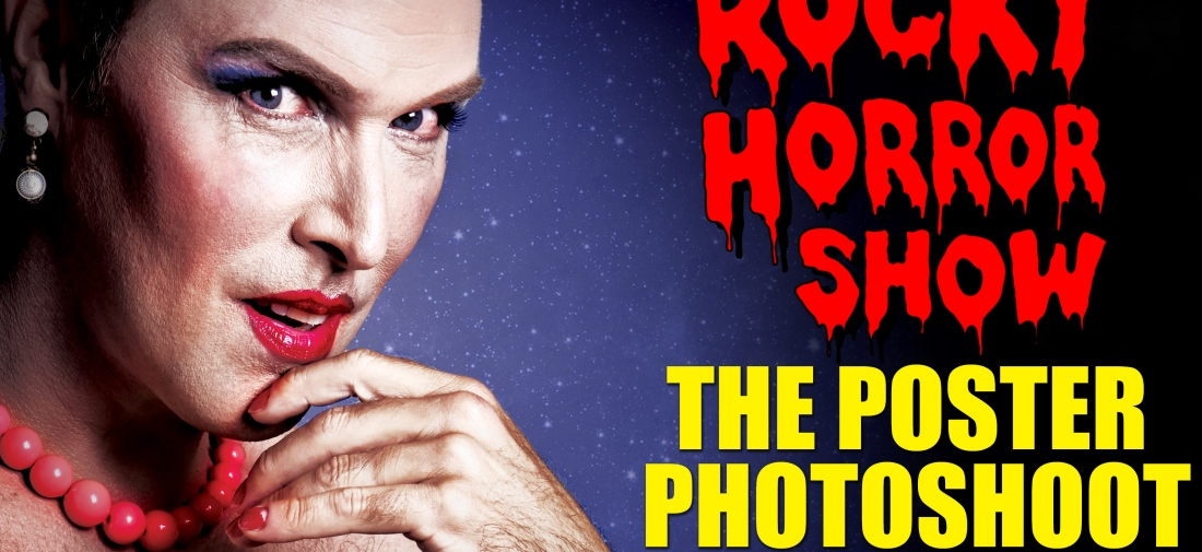 Timelapse behind the scenes during The Rocky Horror Show Poster