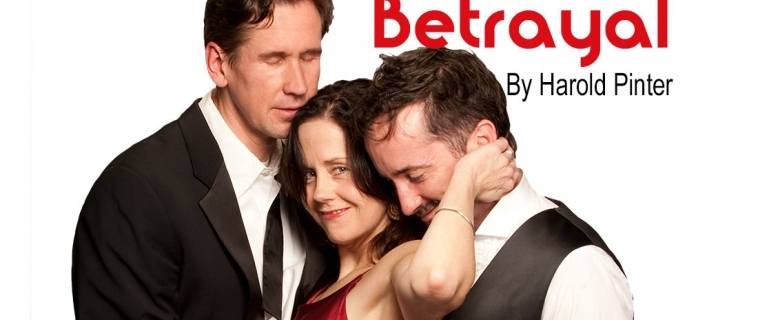 Betrayal, by Harold Pinter: A Poster