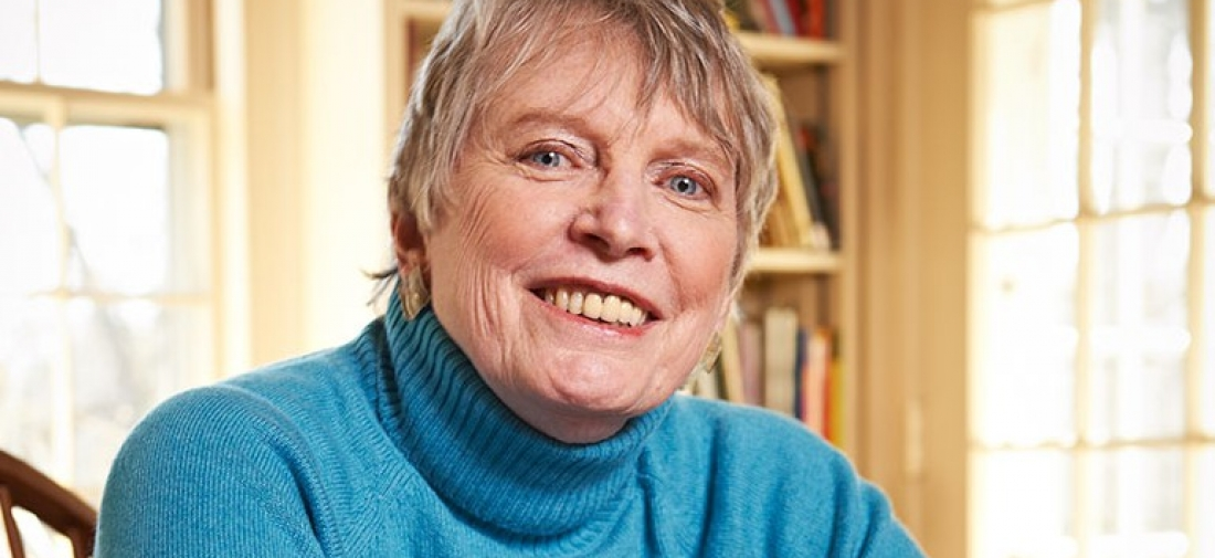 Lois Lowry, Author of The Giver