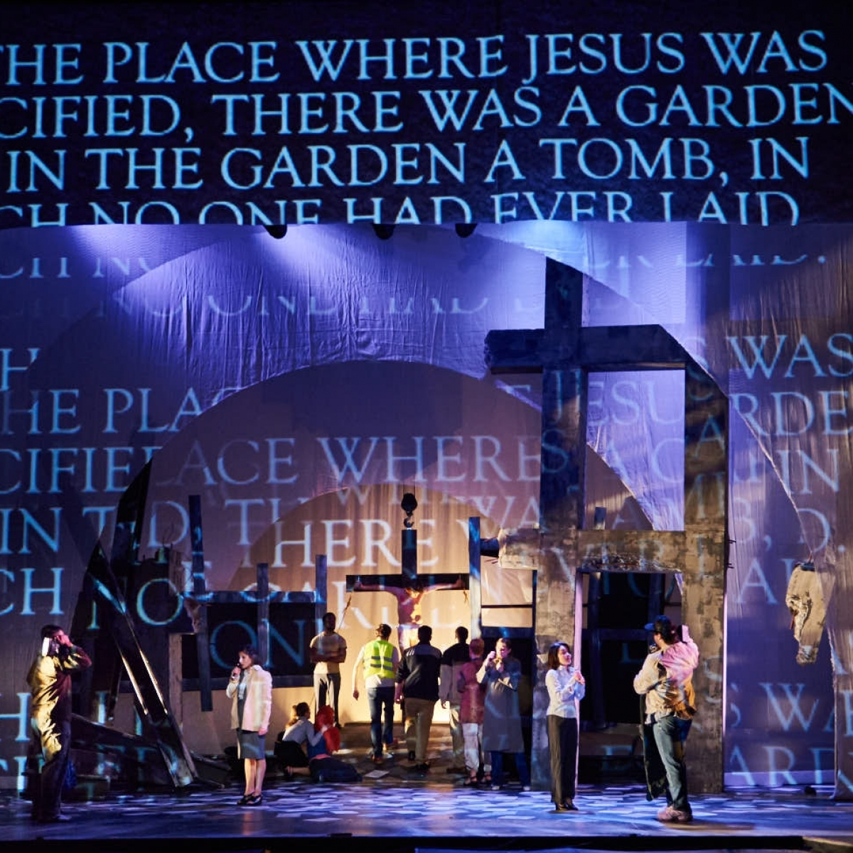 Fiddlehead Theatre Company's Jesus Christ Superstar