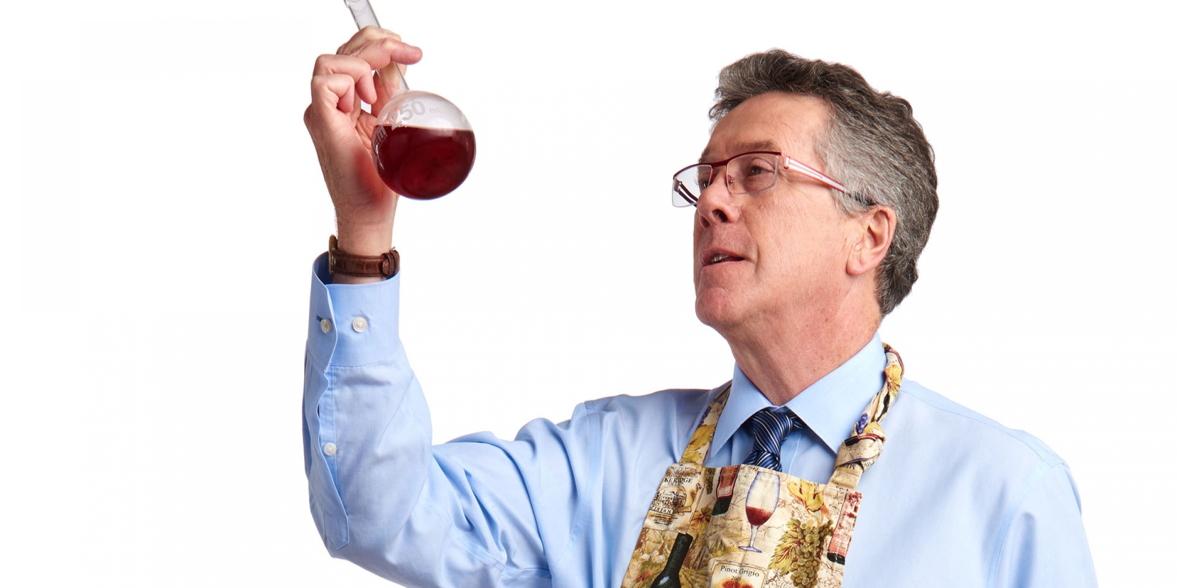 Scientist and Wine Distiller