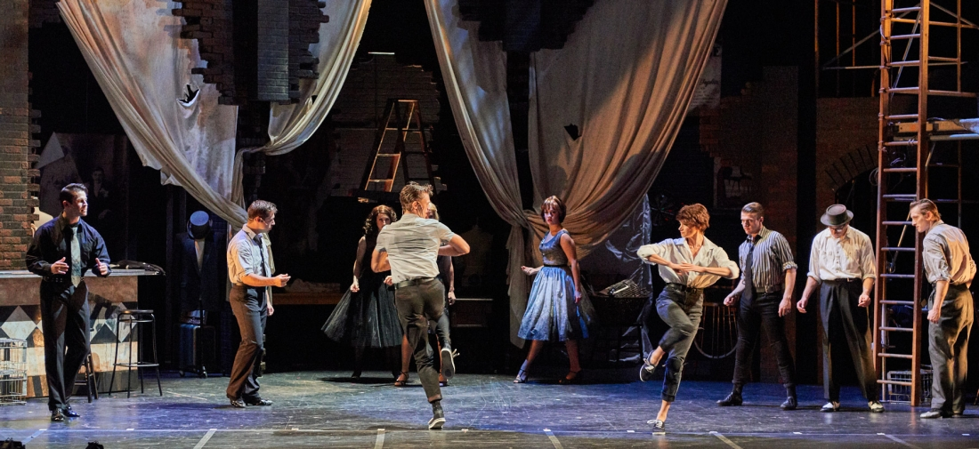 Photographing Live Theatre Fiddlehead's West Side Story